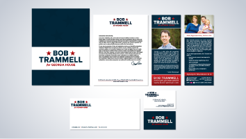Bob Trammell for GA House Brand Identity