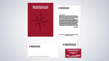 Bonfiglio Consulting Group Brand Identity