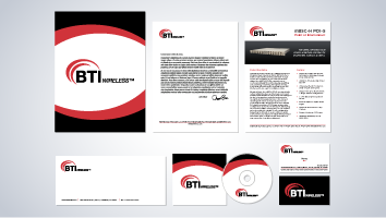 BTI Wireless Brand Identity