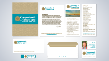 Companion & Home Care Brand Identity