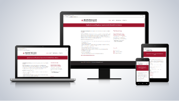 Bonfiglio Consulting Group Website
