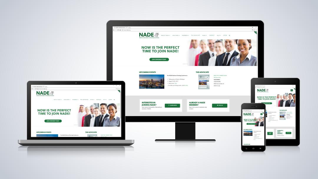 NADE Website