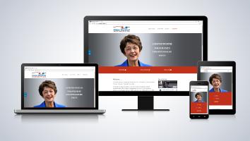 Elaine Marshall for Secretary of State Website