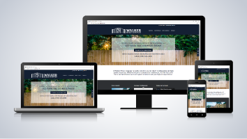 Walker Fence Company Website