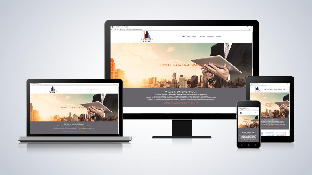 In-Building Forums Website